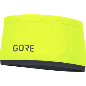 GORE WEAR Windstopper Bandeau, neon yellow